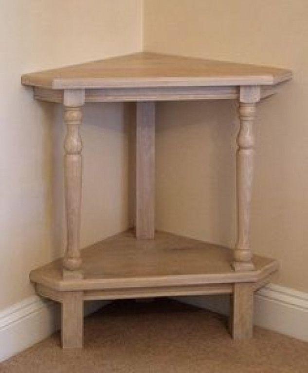 Corner Table Design Smallwoodcrafts
