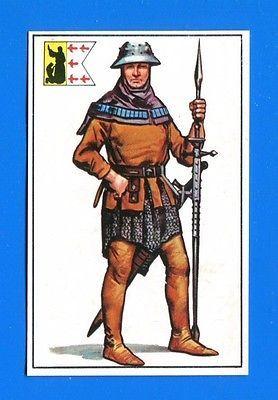 ARMI E SOLDATI - Edis 71 - Figurina-Sticker n. 157 - FANTE FRANCESE -Rec