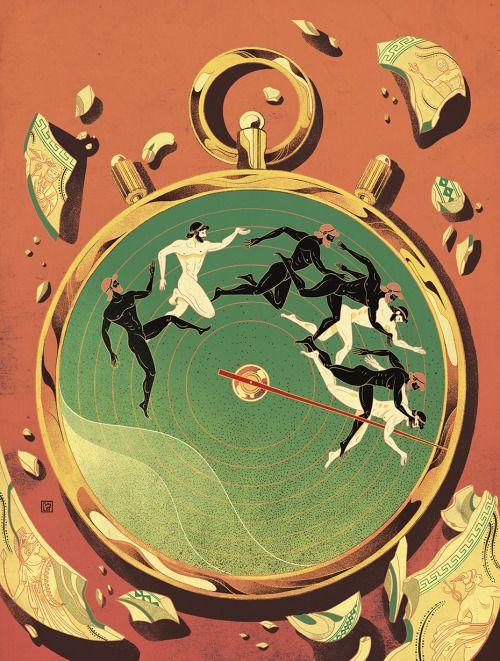 SportsVicto NgaiA couple new illustrations for Nautilus...