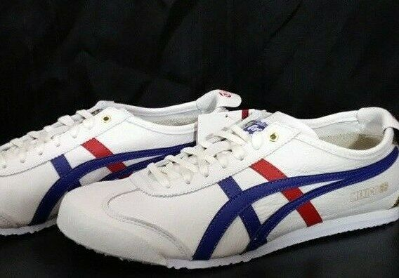 new arrival 0b208 57852 Onitsuka Tiger by Asics Mexico 66 Fashion SneakersWhite ...