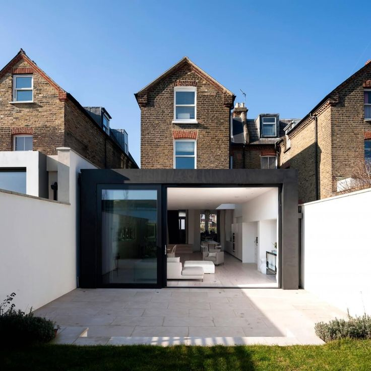 House in Homefield Road by Alex Findlater » Design You Trust. Design, Culture & Society.