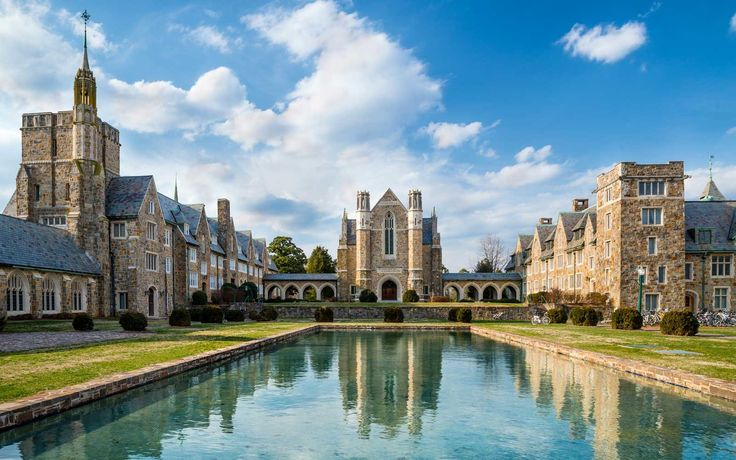 The best college experiences often are often found at the most beautiful college campuses. Read on for the prettiest college campus in each state.