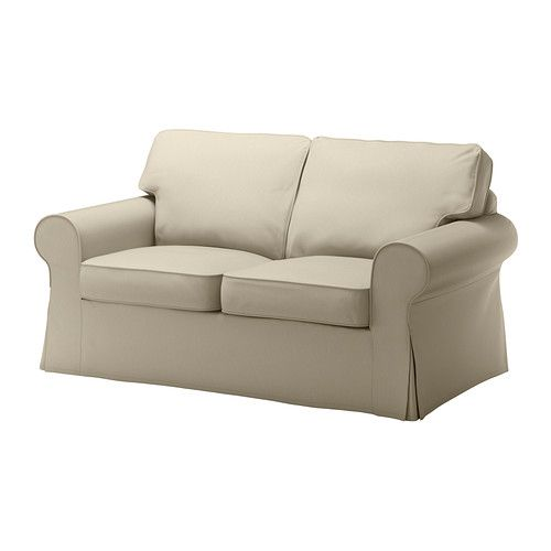 Tygelsjo beige  EKTORP Loveseat IKEA The cover is easy to keep clean as it is removable and can be machine washed.