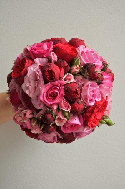 Dark Pinks & Reds - designed by Arioso