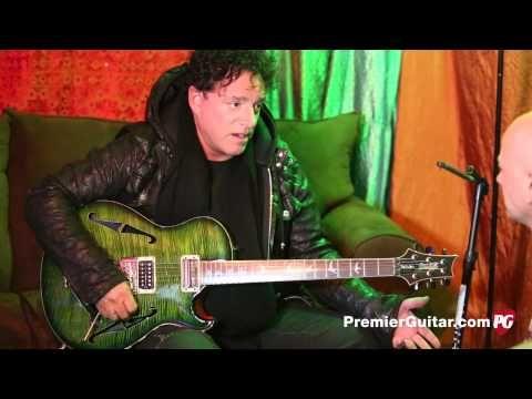 Rig Rundown: Journey's Neal Schon (2014) | Premier Guitar