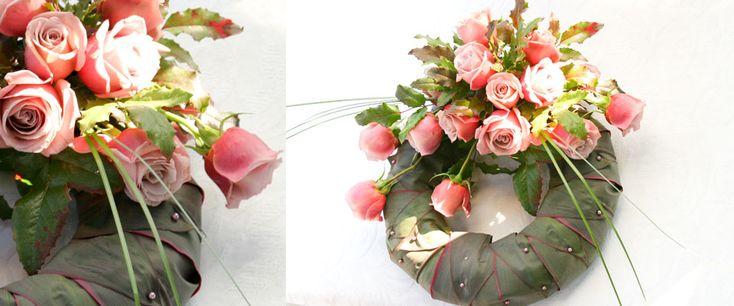 Kompozycje Kwiatowe | Bukiety Slubne - KwiatyBeaty.com