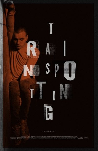 Trainspotting 24x36 inch poster by TheArtOfAdamJuresko on Etsy, $45.00