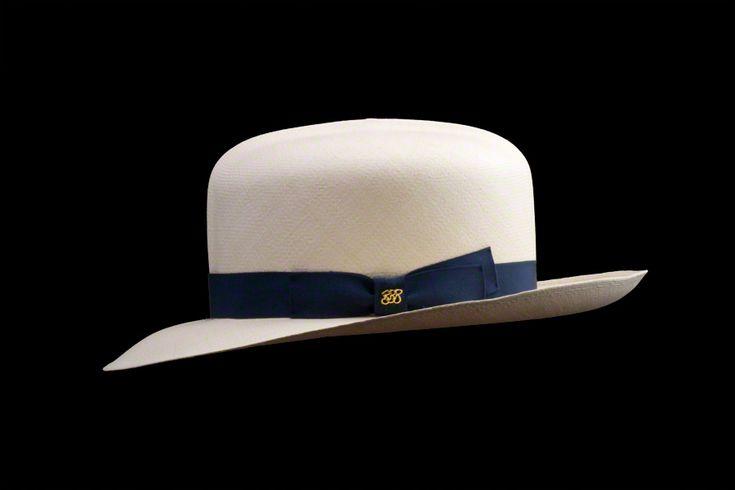Montecristi Panama Hat from BrentBlack.com