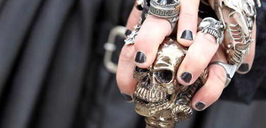 Skull and Bones: Skull, Awesome Hilarious Photo, Accessoir Mode, Bones, Mon Style, Mornings Coffee, Jewelry, I'M, Hq Photo