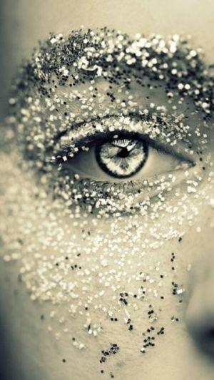 Silver Sparkle by tammilynn.cullen