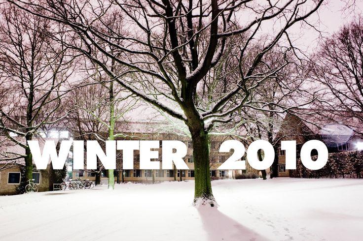 Aarhus Winter 2010