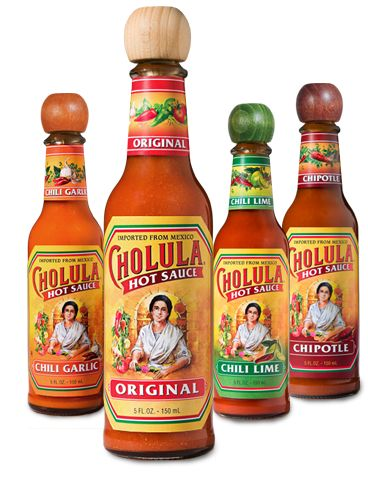 Enjoy the delicious blend of #CholulaChiliLime Hot Sauce! Receive $0.75 off by clicking this pin #Smiley360