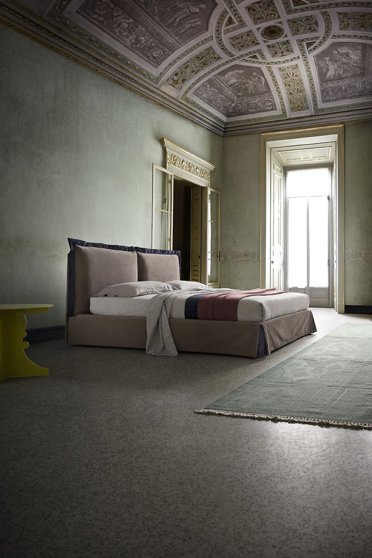 Bed collection by Marco Alberi Auber - styling and photo