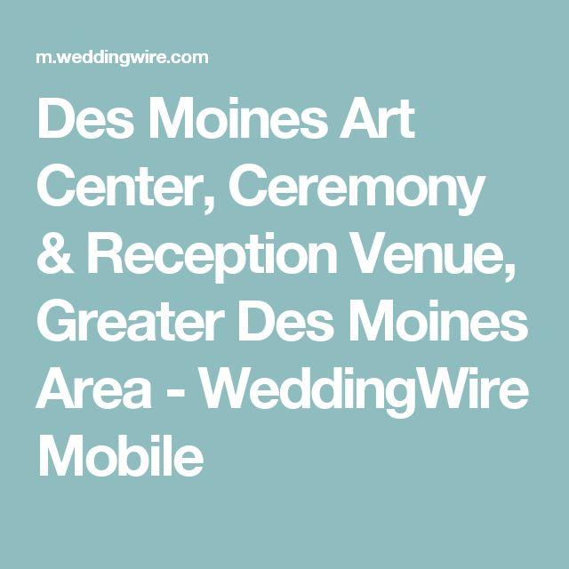 Des Moines Art Center, Ceremony & Reception Venue, Greater Des Moines Area - WeddingWire Mobile
