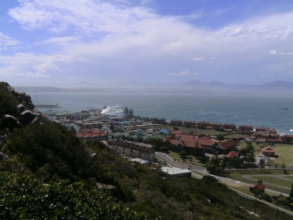 Mosselbay from Light Tower