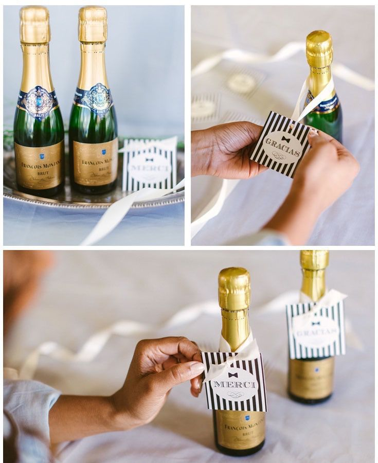 Apbride Ashley S Engagement Story Diy Thank You Gifts