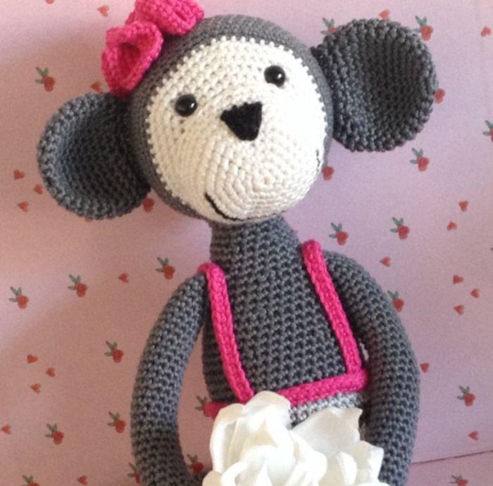 Crochet amigurumi - pattern from Stip & Haak