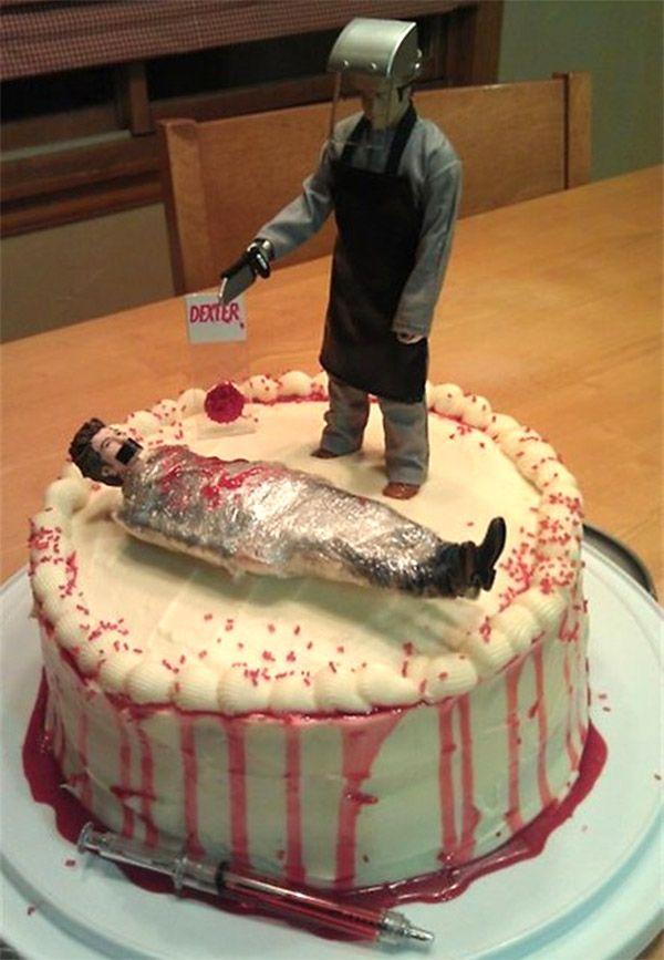Dexter – Cake