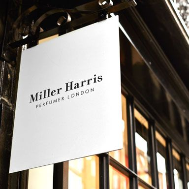Miller Harris Perfumer in London, England, UK