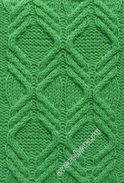 cable pattern - knitting stitch