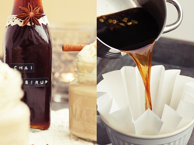 Nicest Things - Food, Interior, DIY: DIY: Chai Sirup selber machen
