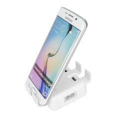 #Banggood USB 4-портовый зарядная станция адаптер переменного тока стены дома подставка для планшета мобильного телефона (984233) #SuperDeals