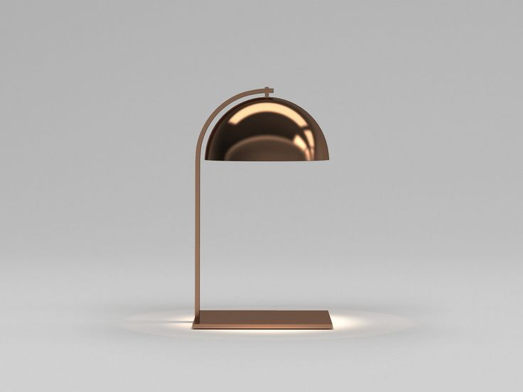 Globe table lamp | lighting | bronze | Nitzan Home Collection