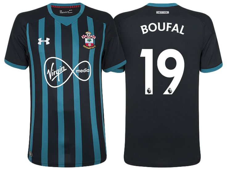Southampton Jersey sofiane boufal 17-18 Away Shirt