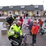 #Bijenveld | Jeelo veilig in het verkeer | echte politieagenten kwamen onze fietsen controleren
