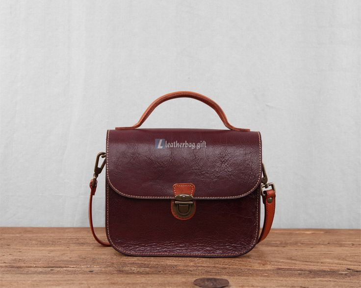 545 best Leather Shoulder Bag images on Pinterest | Vintage bag ...