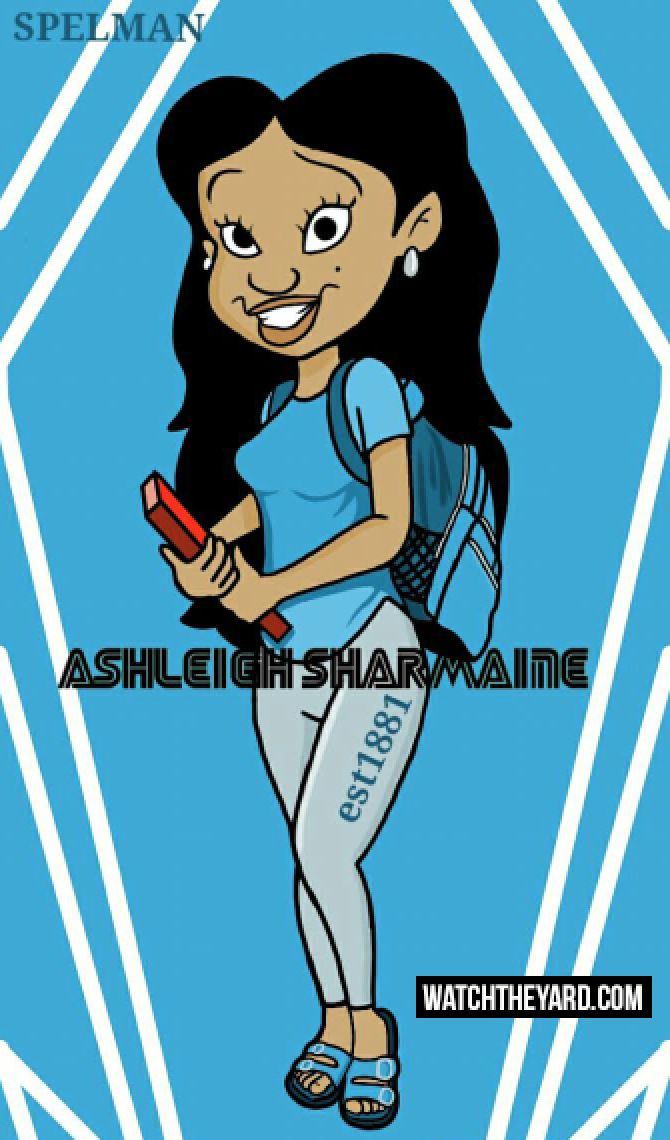 15 Of Your Favorite Black 90s Cartoon Characters Reimagined As HBCU Students - Penny Proud, Spelman College.
