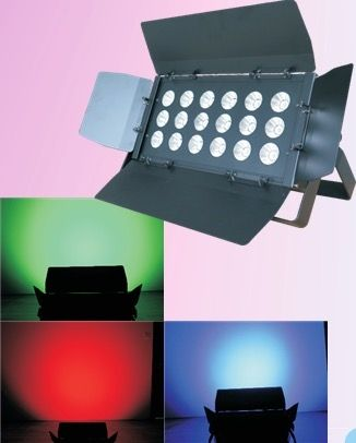 629.00$  Watch here - http://alinim.worldwells.pw/go.php?t=32627551318 - 2pcs/Lot,  18x20W RGB 3in1 LED Wall Washer Light stage wash Lighting dj sound disco party equipment club 629.00$