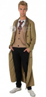 The 10th Dr Who Adult Fancy Dress Costume [AP087190] : Karnival Costumes