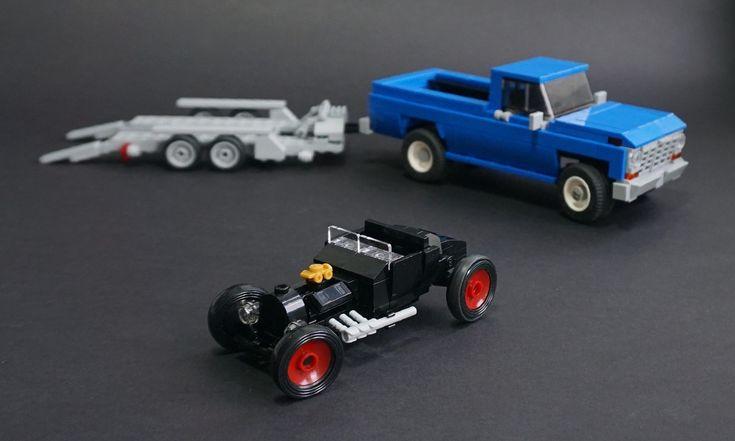 Lego 75875 Rewound - 01   by Jonathan Ẹlliott