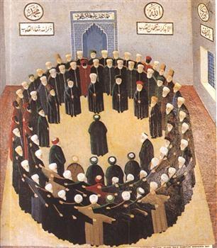 Mysticism in the Ottoman Empire:  The Mevlevi Sufi Order