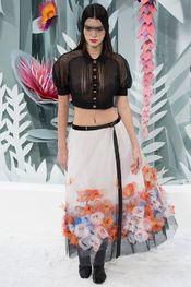 Chanel - Pasarela Primavera Verano 2015