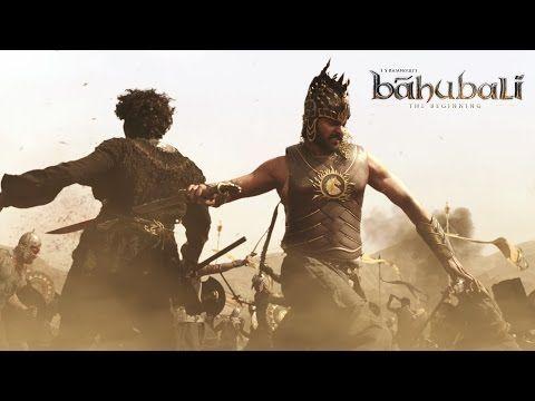 Baahubali - The Beginning | Official Trailer | Prabhas, Rana Daggubati, SS Rajamouli - YouTube