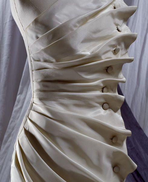 Bird's Wing dress, 1986 | Antony Price | V&A
