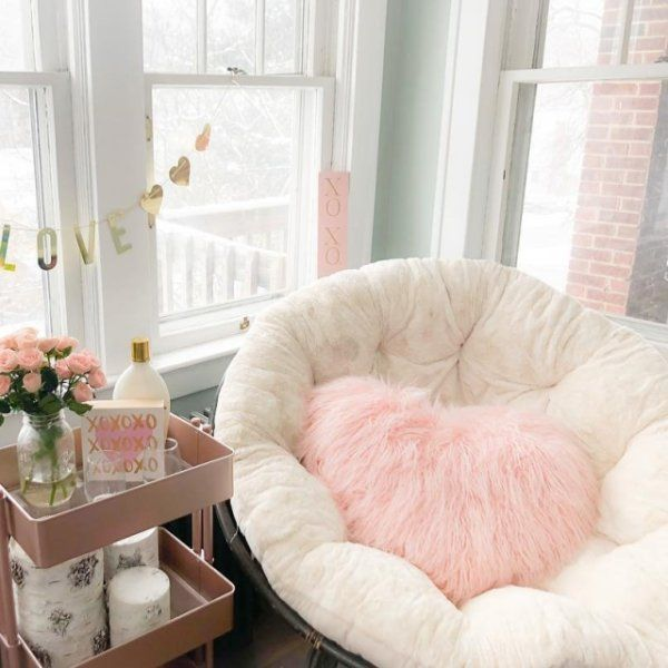 Papasan Taupe Chair Frame Pier 1 Imports Girl Bedroom Decor Cute Room Decor Bedroom Decor