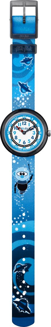 SPACEBOY by Flik Flak – The Swiss made watch for kids