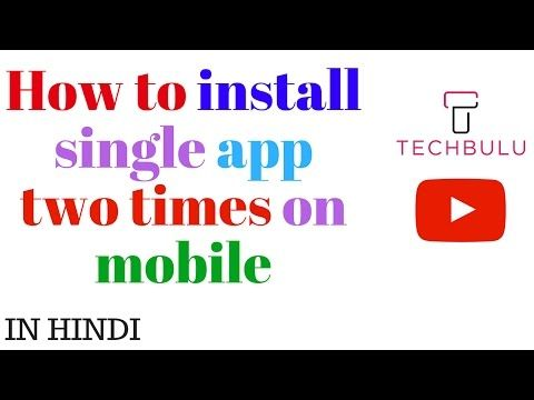 """#techbulu #""""techbulu.com"""" #DIY #""""How to"""" #vlog #""""tips and tricks"""" #""""parallel space"""" #""""2 whatsapp"""" #""""how to create multiple whatsapp account"""" #""""use multiple whatsapp"""" #""""how to use multiple whatsapp"""" #""""how to use multiple whatsapp in iphone"""" #""""how to use multiple whatsapp in one phone"""" #""""Android Trick"""" #""""parallel space whatsapp"""" #""""whatsapp tricks in hindi"""" #""""multiple whatsapp accounts"""""""