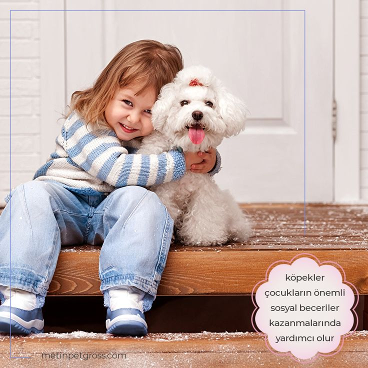 Köpekler, çocukların önemli sosyal beceriler kazanmalarında yardımcı olur…    #köpek #dog #animallover #animal #instagood #hayvansevgisi #instalike #prilaga #Turkey #ilginçbilgiler #doğa #nature