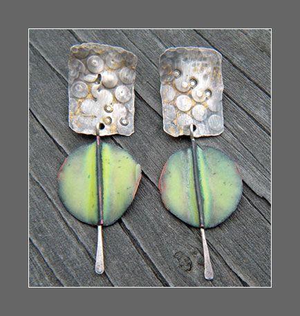 Connie Fox Gallery – Earrings Two | Connie Fox Jatayu