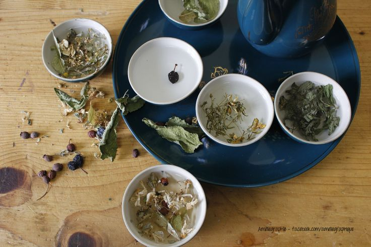 <3 Tea of all sorts.