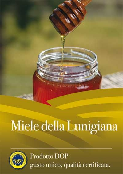 Miele della Lunigiana DOP B&B Foresteria Il Muraglione