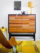 Kast met reliëf DIY. http://www.vtwonen.nl/tips-en-trucs/zelfmaakplan/deuren-met-relief.html