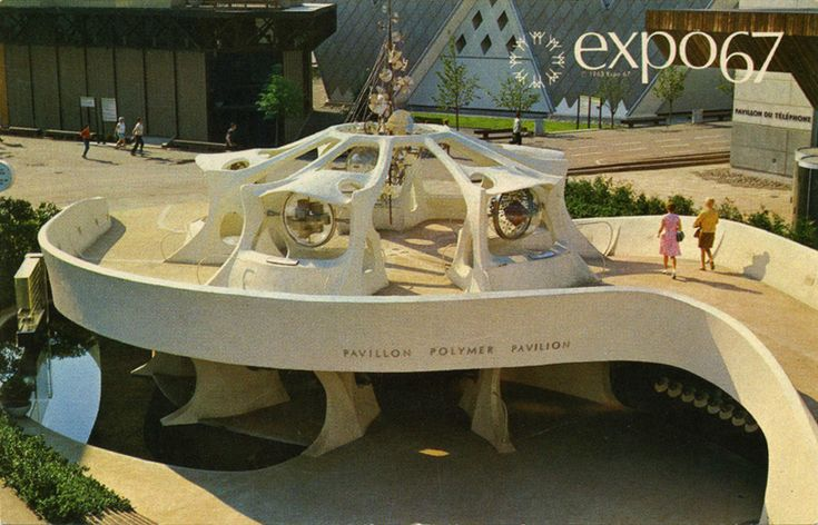 The Polymer Pavilion (Expo 67)