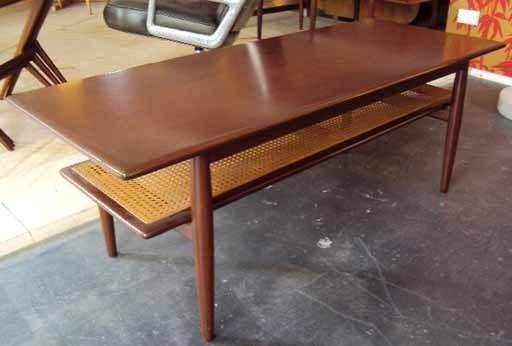 Sofa table by Parker Furniture, Australia