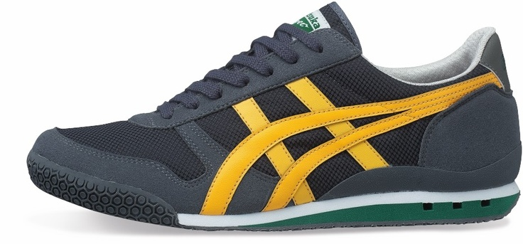 Onitsuka Tiger Ultimate 81 Castelrock/Yellow (HN201-1104)