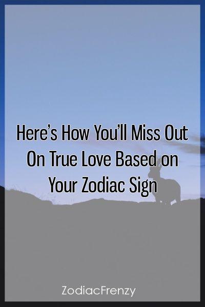 love based on horoscope